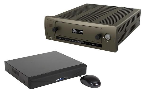 Enregistreur de vidéosurveillance