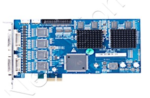 Carte DVR professionnelle 16 voies KAM-HF-E4216-DG