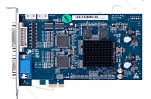 Carte DVR professionnelle 8 voies KAM-HF-E4208-DG