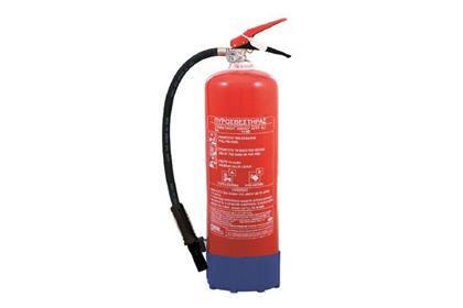 Extincteur pression auxiliaire eau+additif 6 litres