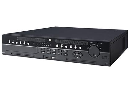 Enregistreur IP 128 caméras 12 Mégapixels