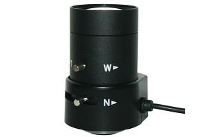 Objectif varifocal 4-9mm