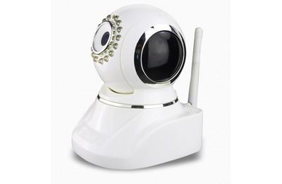 Fonctionnement et installation de la caméra IP :