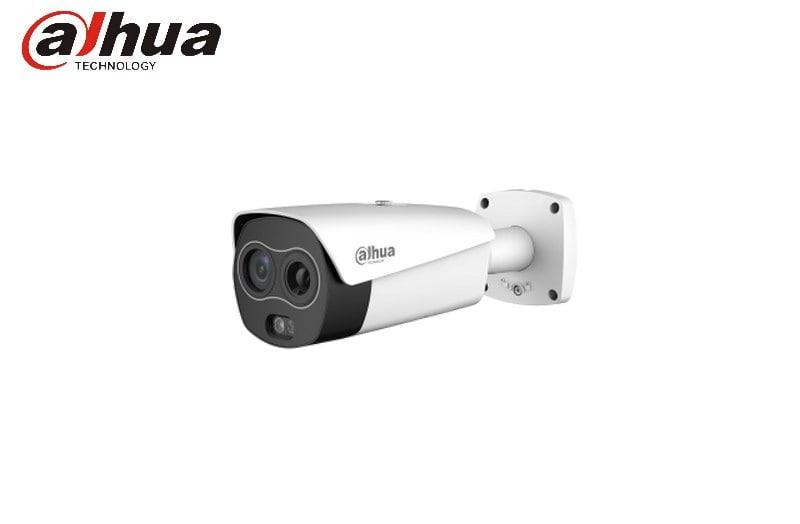Caméra thermique mesure température corporelle