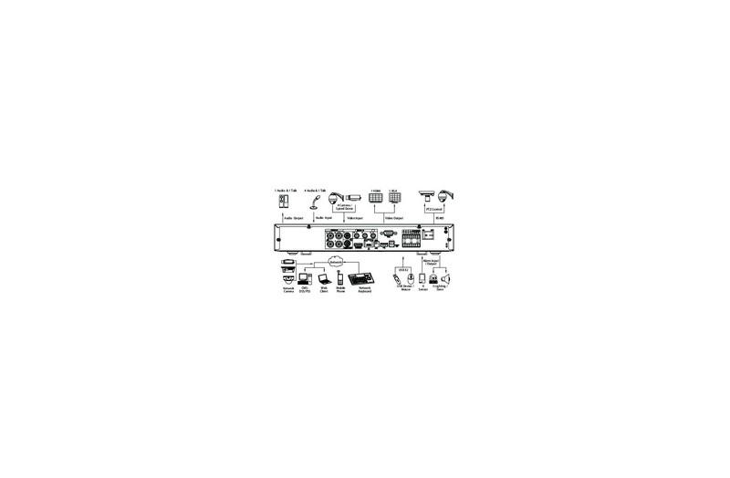 Enregistreur CVI 4 caméras [DAHUA_XVR5104HS-4KL-I2]