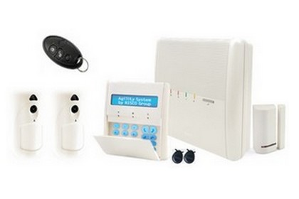 KIT ALARME SANS FIL IP GSM