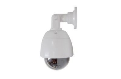 Utilisation et installation de la caméra factice :