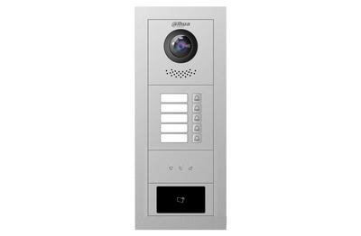 Module 5 boutons appel [DAHUA_VTO4202F-MB5]