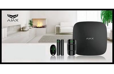 Le matériel de sécurité AJAX