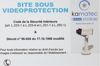 Kit Video HD-CVI 8 caméras 4 Mégapixels [KAM-KIT-8LEA-4MP-CVI]