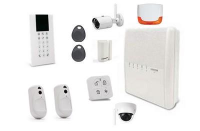 Kit alarme sans fil RTC IP 3G [RI-IP-3G-SIREXT-VPTOT]