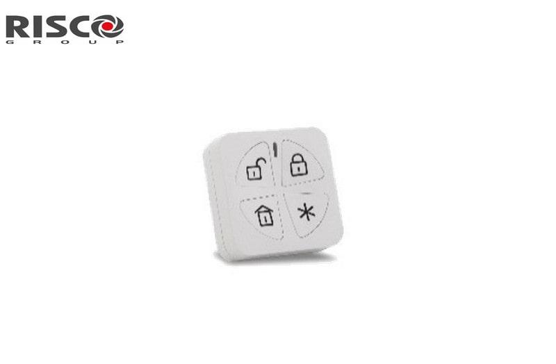 Télécommande 4 boutons RISCO