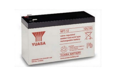 Batterie 7ah 12v