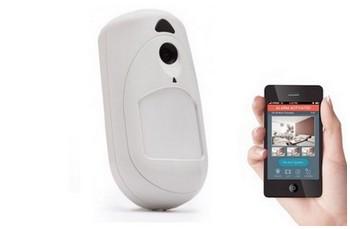 Le kit alarme sans fil avec prise de photo