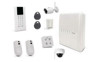 Kit alarme sans fil RTC IP 3G [RI-IP-3G-VPTOT]