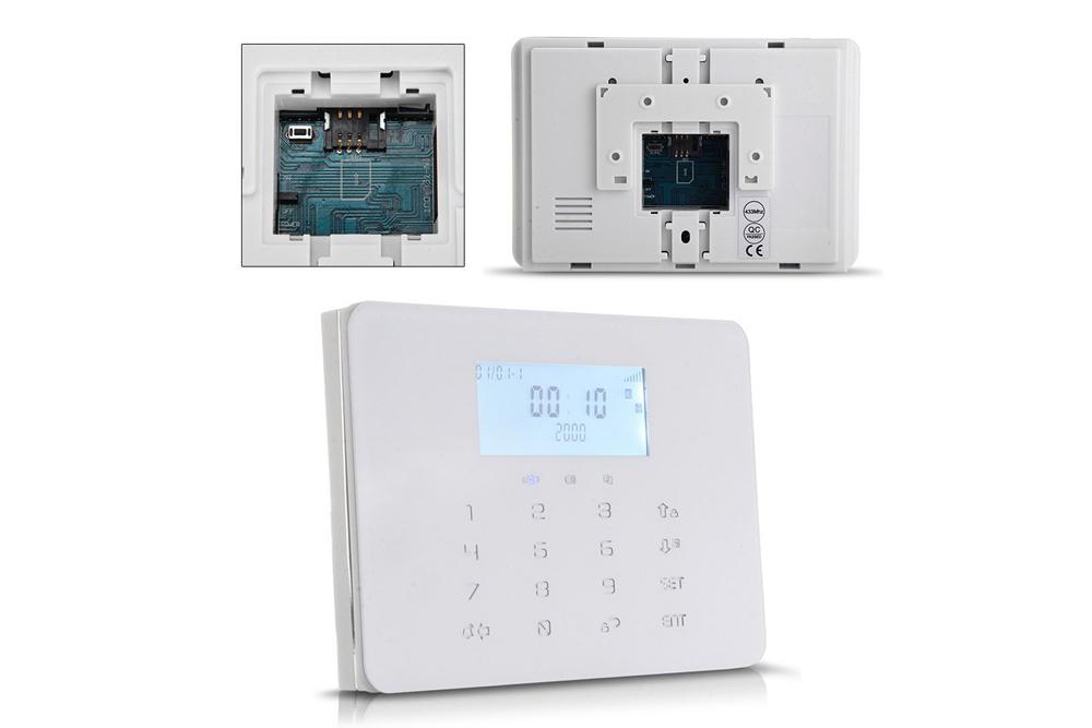 kit alarme sans fil kaleo gsm rtc kl x200 ev2. Black Bedroom Furniture Sets. Home Design Ideas