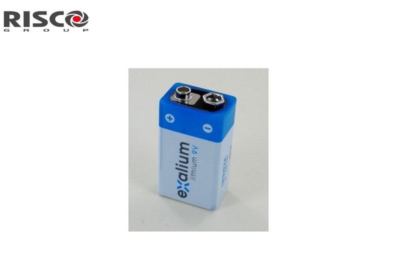 Pile lithium 9V 1.2Ah CP9VEXA EXALIUM