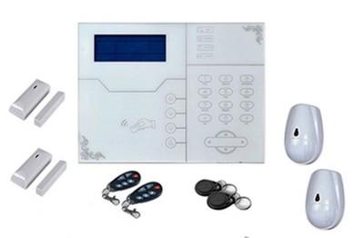 Kit alarme sans fil 2 à 3 pièces