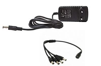 Alimentation pieuvre 12 volts-3 ampères