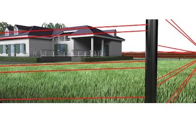 Barrières infrarouges sans fil