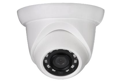 Mini dôme infrarouge IP 2 Mégapixels
