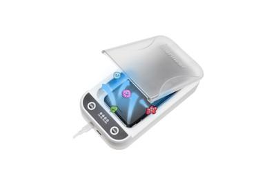 Boite de désinfection UV pour téléphone portable