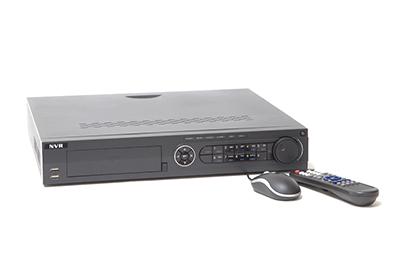 L'enregistreur IP :