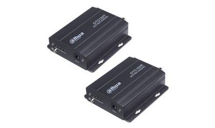 Récepteur optique 1 canal HD-CVI - 20 km