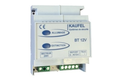 Boitier de télécommande pour bloc AEAS  [NEUTRONIC.TELEC]