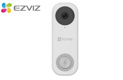 Sonnette vidéo IP Wifi 2 Mégapixels EZVIZ