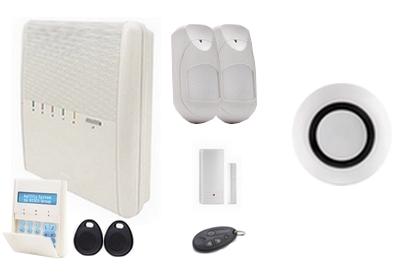 Kit alarme sans fil IP GSM