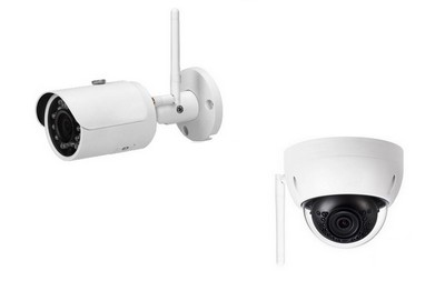 Fonctionnement et installation de la caméra Wifi :