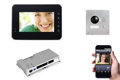Kit interphone IP