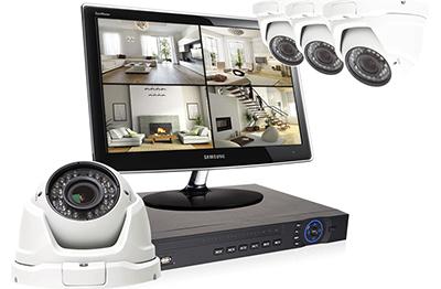 Objectifs et avantages du kit 4 caméras :