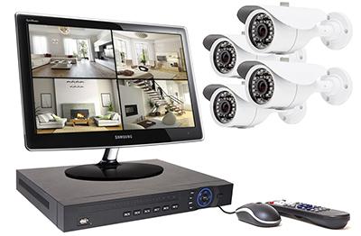 Le kit analogique HD (HD-CVI) :