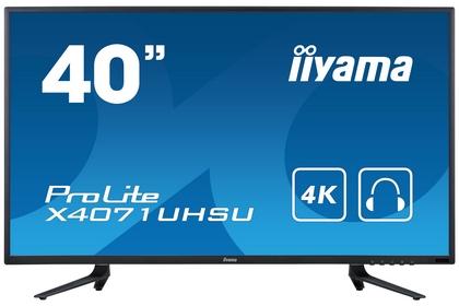 Moniteur de surveillance 40 pouces 4K VGA HDMI VESA