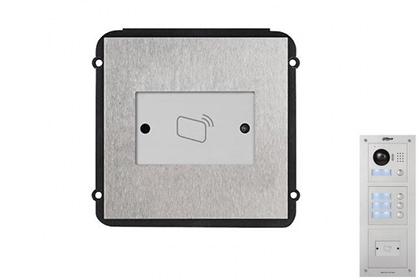 Module pour platine de rue IP