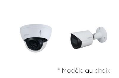 Kit Video Pro IP 4 caméras 2 Mégapixels [KAM-KIT-4BUNDLE-2MP-IP]