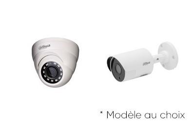 Kit Video Pro HD-CVI 16 caméras 4 Mégapixels [KAM-KIT-16LEA-4MP-CVI]
