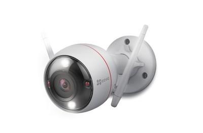 Kit vidéo 2 caméras Wifi 2 Mégapixels EZVIZ [KIT.EZVIZ_W3A-WLB-C3W]