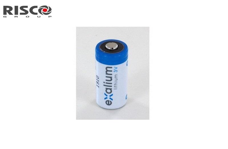 Lot de 10 Piles lithium 3V 1.5Ah CR123A EXALIUM