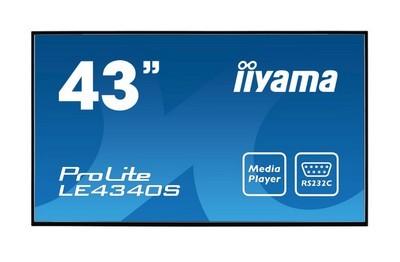 Moniteur de surveillance 42 pouces VESA HDMI