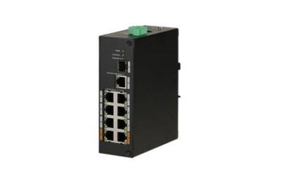 Switch PoE 8 ports en 10/100