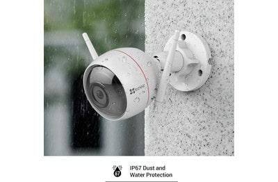 Caméra IP Wifi 2 Mégapixels EZVIZ [EZVIZ.WIFI_C3W-COLORNIGHT(2.8mm)]