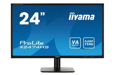 Moniteur de surveillance 24 pouces VESA HDMI