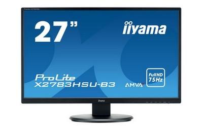 Moniteur de surveillance 27 pouces VESA HDMI