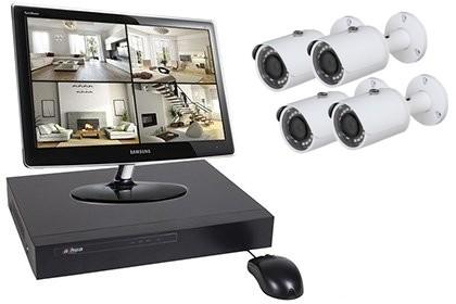Kit Vidéo PRO HD 3 MEGAPIXELS