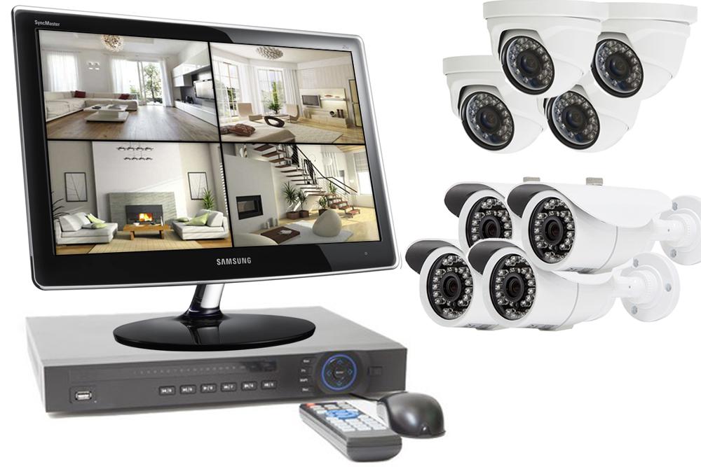 Fonctionnement et installation du kit analogique HD-CVI :