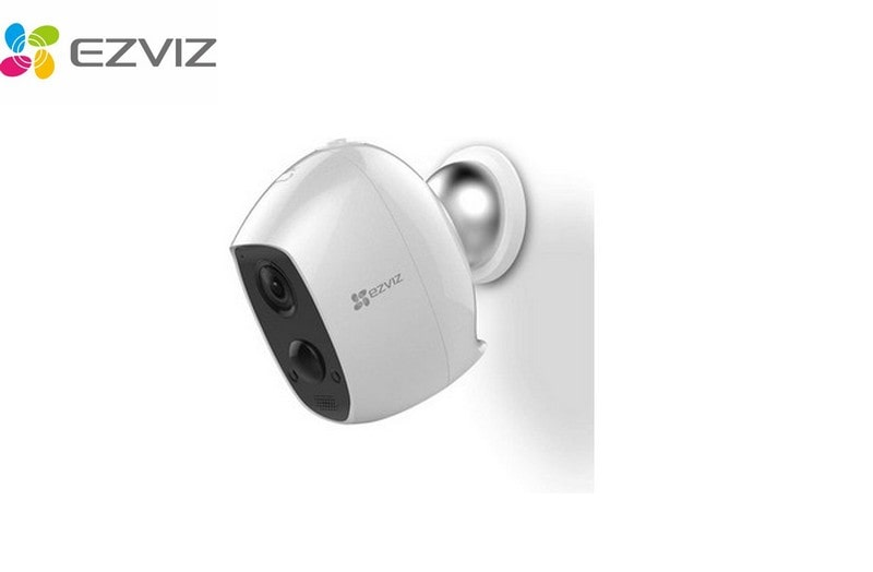 Caméra IP Wifi avec batterie 2 Mégapixels EZVIZ