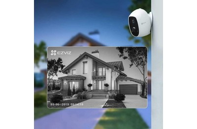 Caméra IP Wifi avec batterie 2 Mégapixels EZVIZ [EZVIZ.WIFI_C3A(2.2mm)]